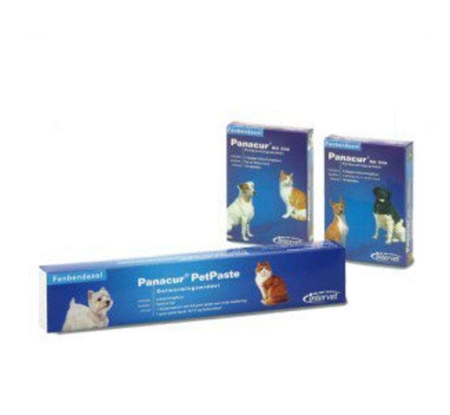 Giardia hond symptomen
