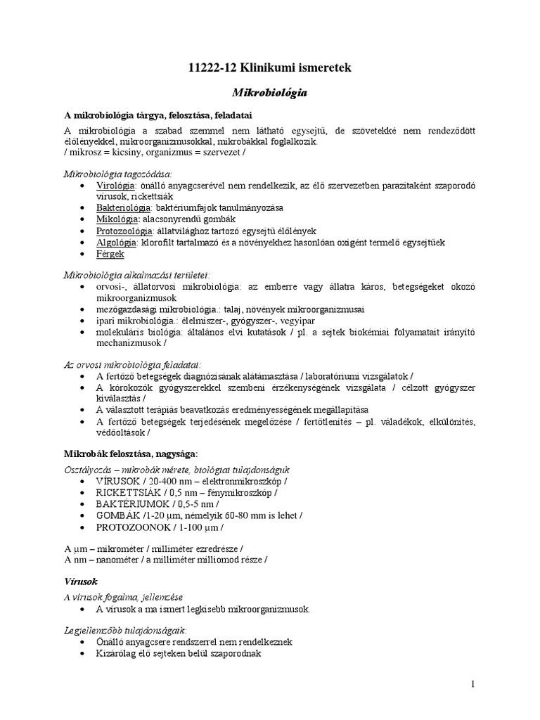 Enterobiosis vizsgálat Bélféreg: okok, tünetek, kezelés - HáziPatika