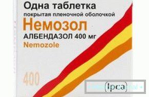 gyógyszerek enterobiosis trichocephalosis kezelésére