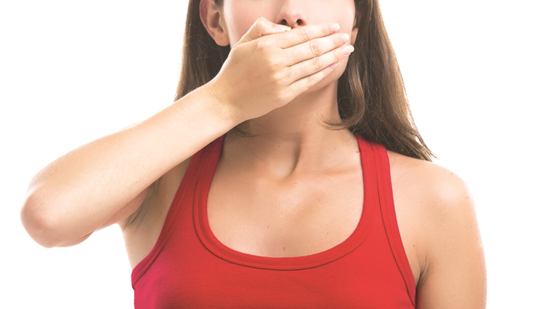 Mi okozza a rossz leheletemet? - Az orvos válaszol