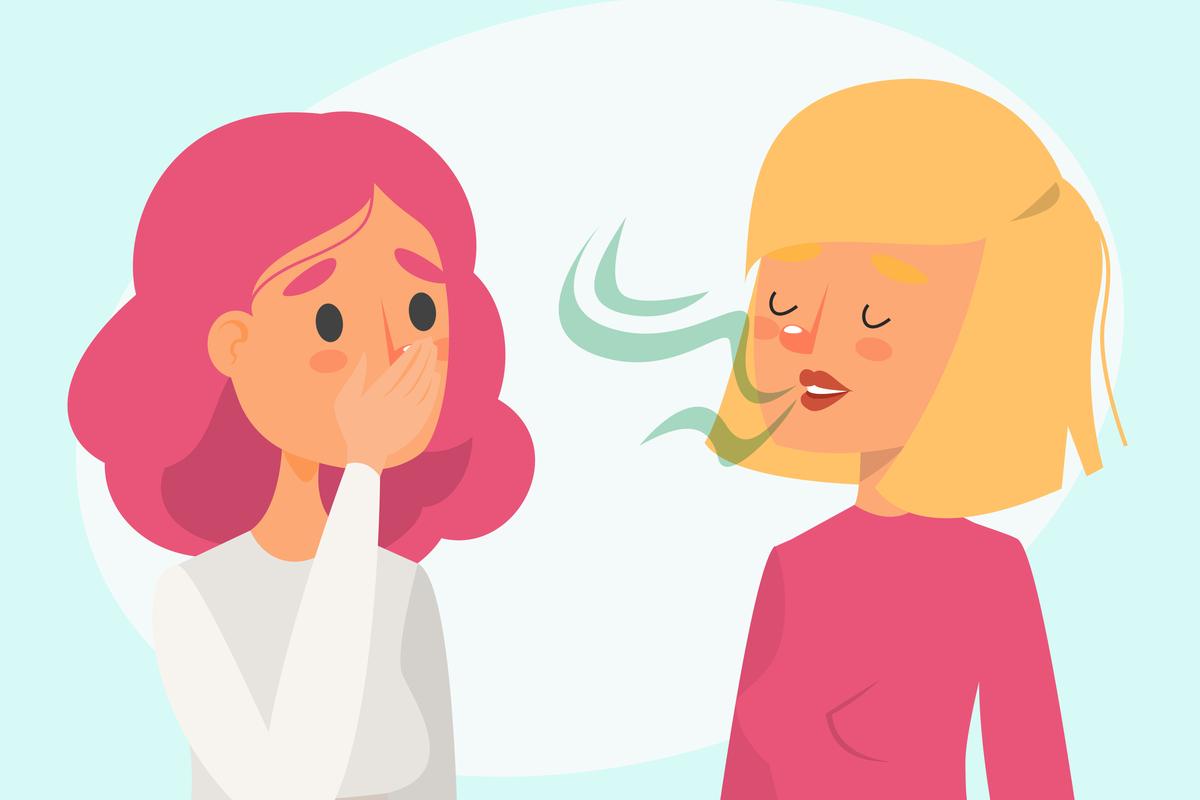 a rossz lehelet kezelésére szolgáló gyógyszerek