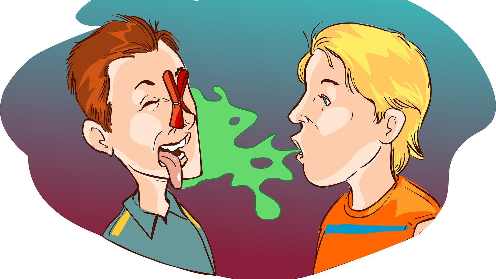 a szájüreg miatt rossz lehelet