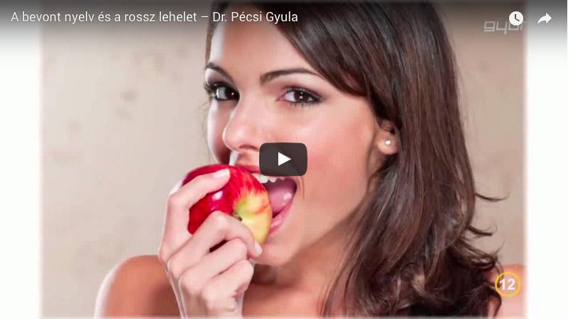 Sv 12 orvosság a szájszag ellen - Férgek peled