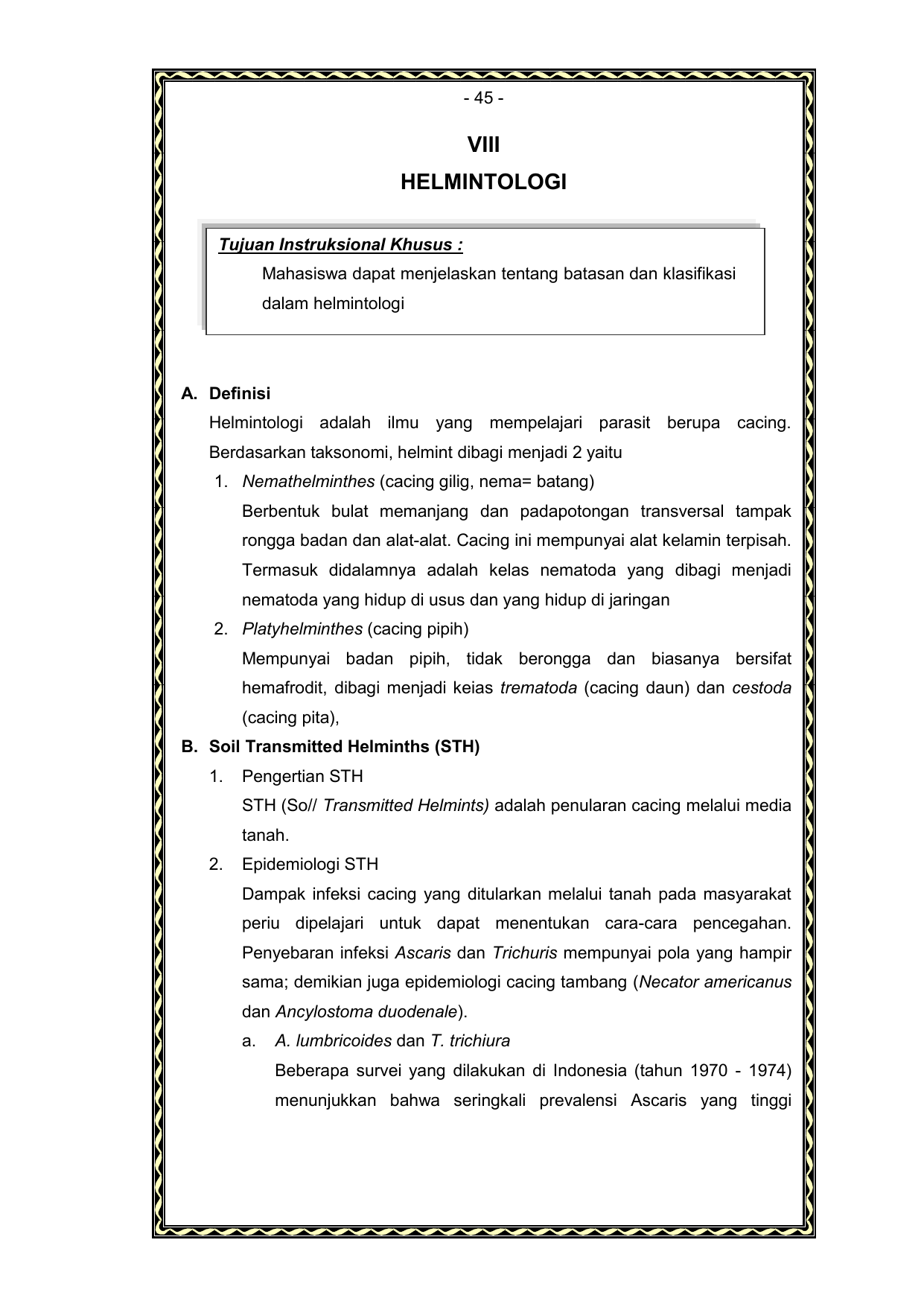 Bizonyítvány enterobiosis és hymenolepidosis vizsgálatához