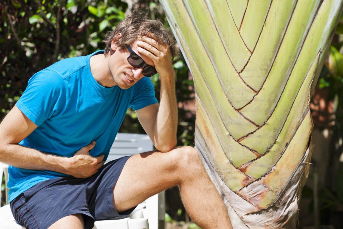 Chronic giardia symptoms humans