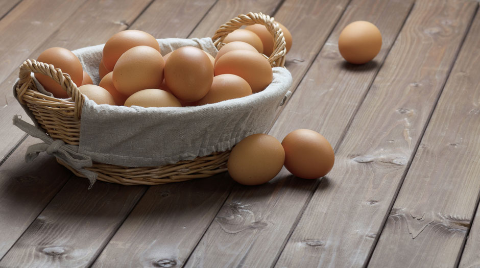 Az anyatej után a tojás a legjobb étel