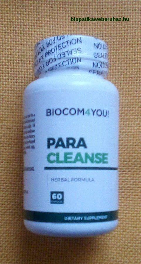 parazita kezelés tablettákkal