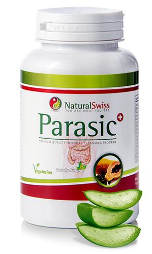 a paraziták tünetei a fejben