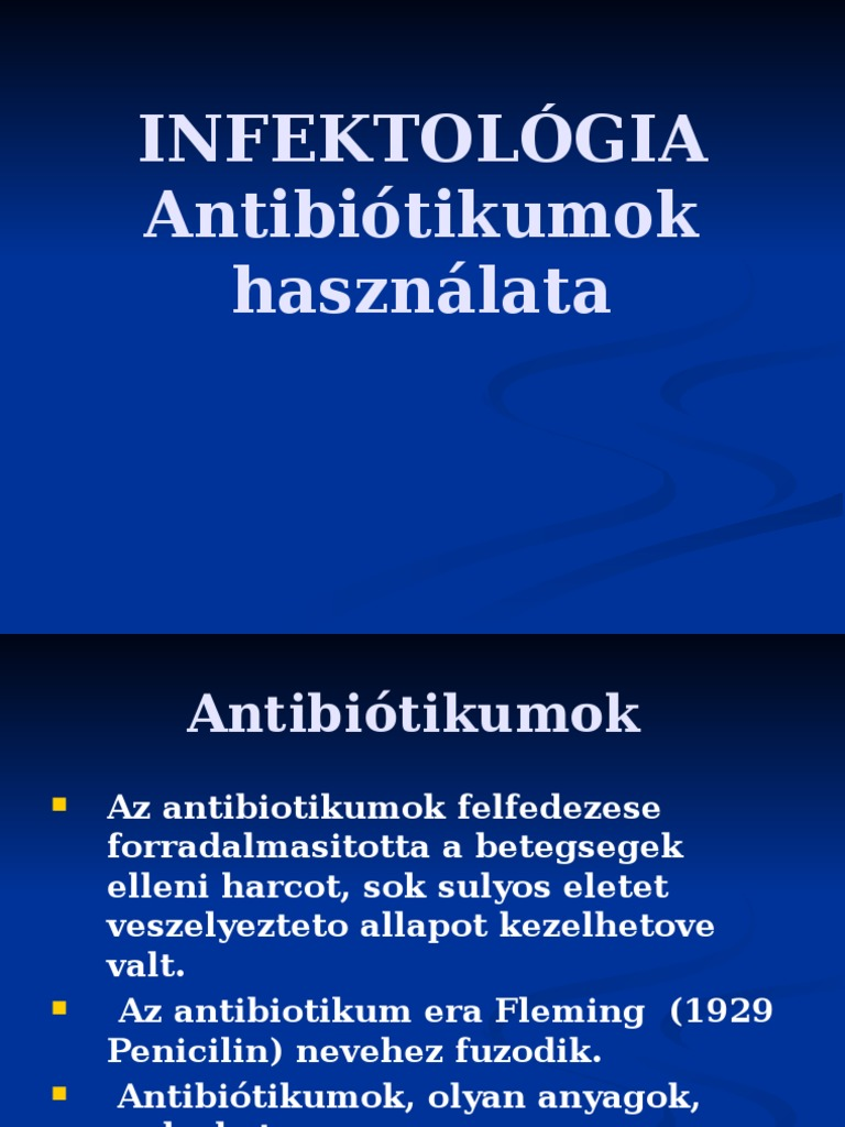 ureaplasmosis antibiotikumok nők kezelésére