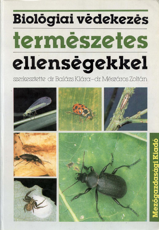 ízeltlábúak ektoparaziták meghatározása