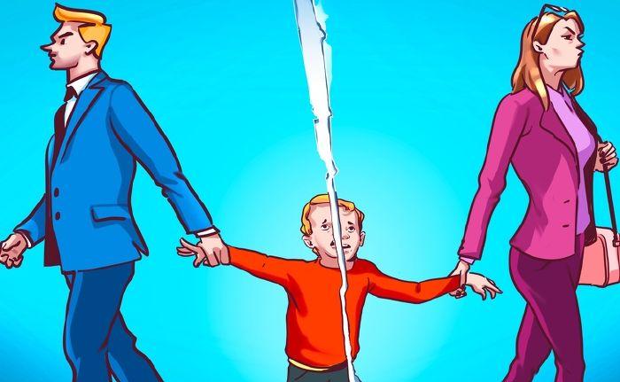 A mérgező családokban élő gyermekek örök sérüléseket cipelnek