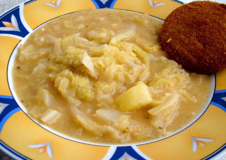 Kelkáposzta főzelék Recept képpel - mobil-autouvegezes.hu - Receptek