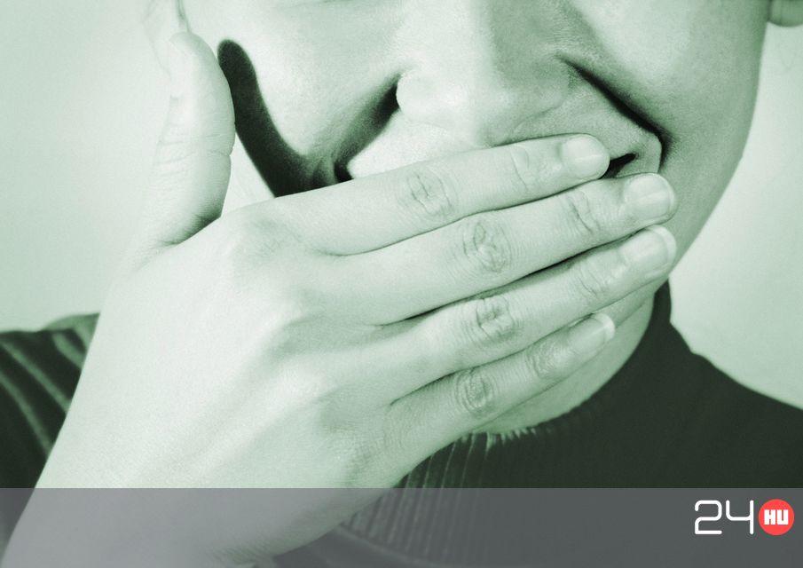 reggel a száj szaga a szokásos