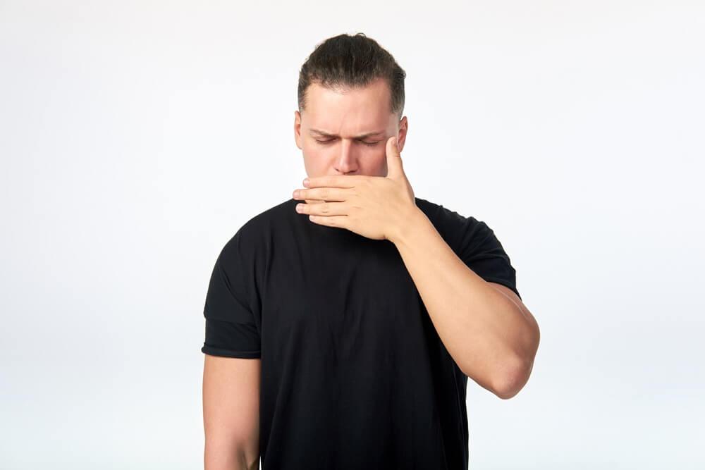 kellemetlen hüvelyi és száj szag együtt