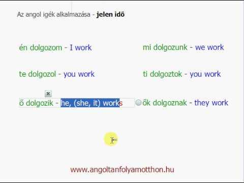 szivfereg angolul